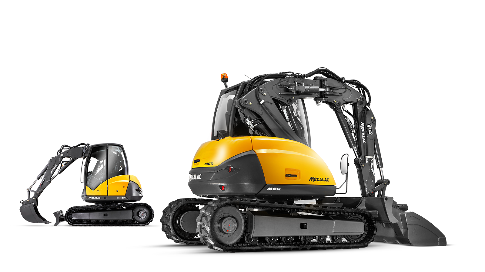 Crawler Skid-Excavators